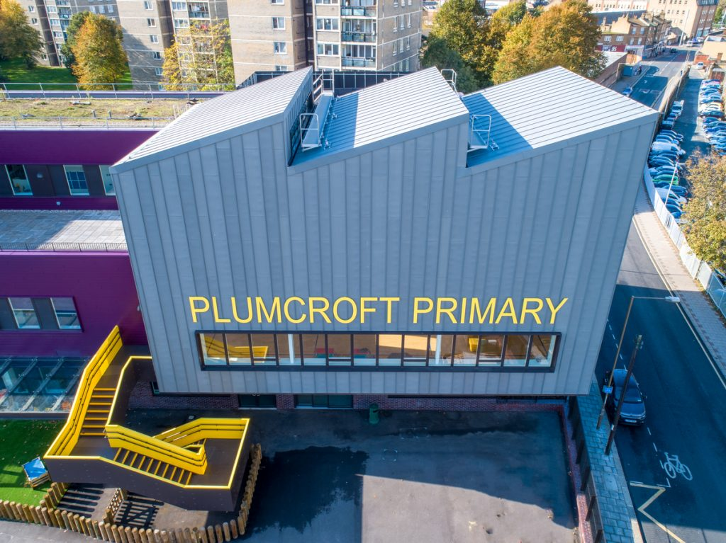 Glenman Corporation Ltd was the main building contractor for Plumcroft Primary