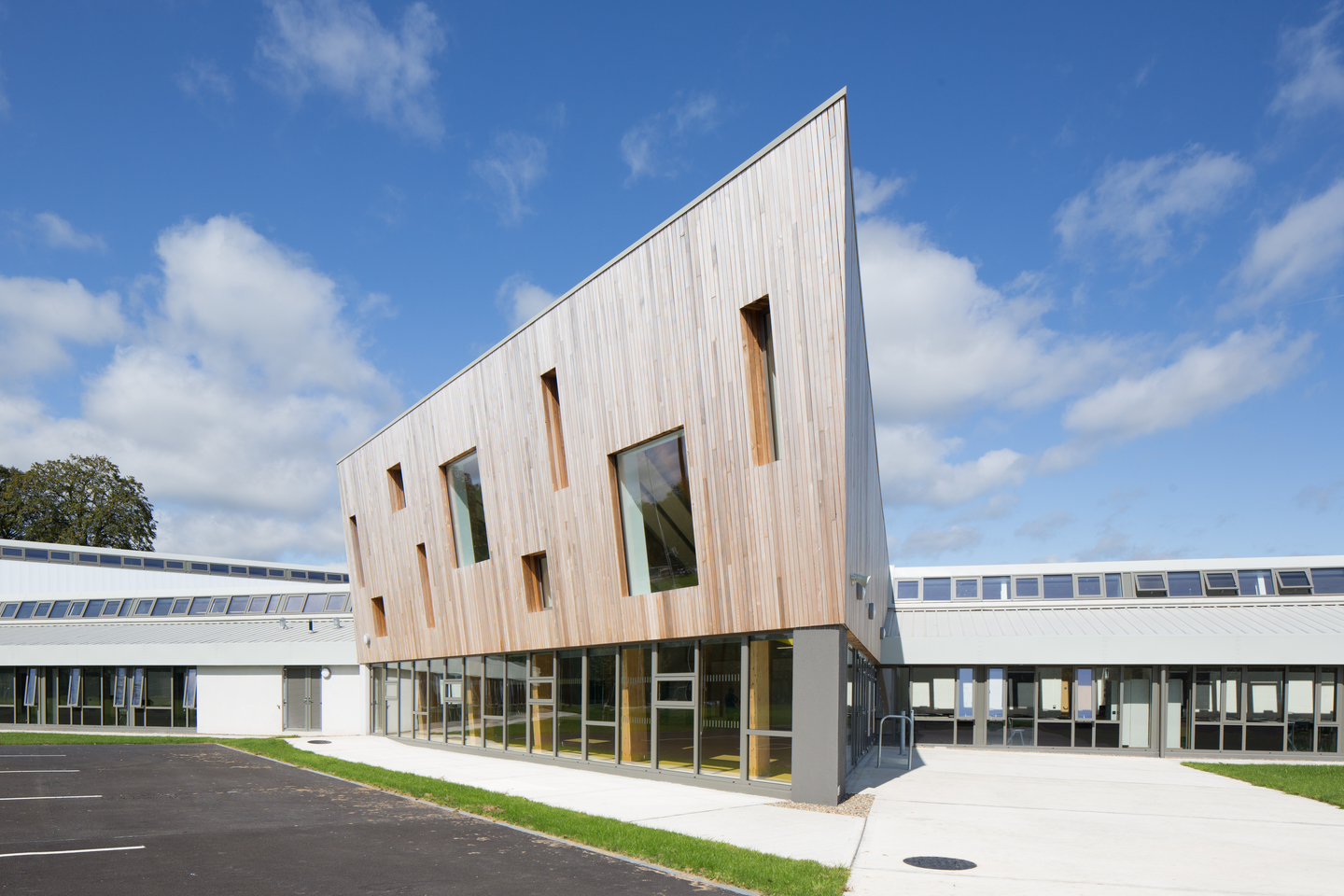 St Anne's Community College in Killaloe, County Clare is home to more than 500 students