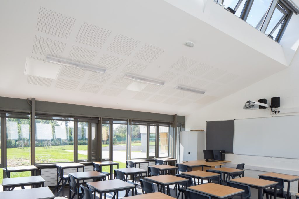 Classroom at St Anne's
