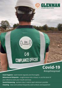 Covid-19 #stopthespread