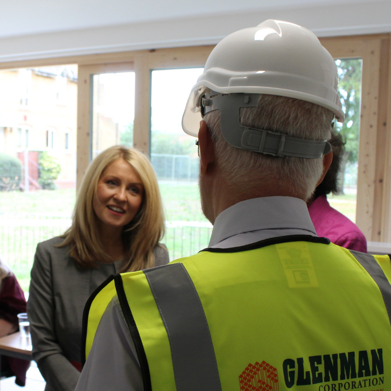 Glenman Corporation are proud to be a part of the vital tradition of building social housing in Britain.