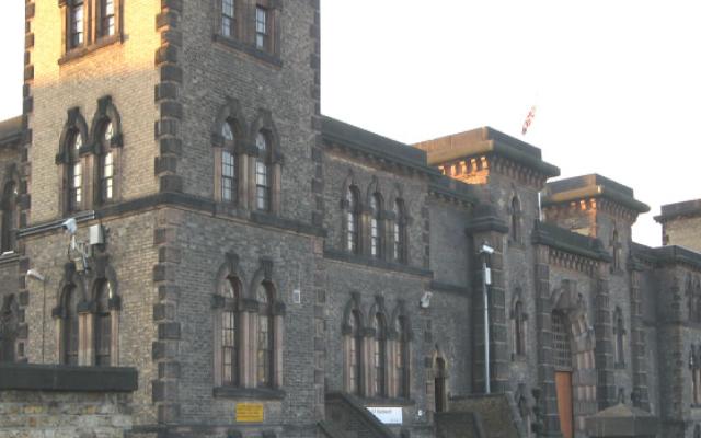 HM Prison Wandsworth, UK – Healthcare Centre