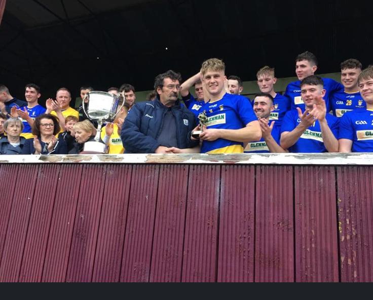 Glenamaddy GAA North Board Junior Football Final Winners 2019