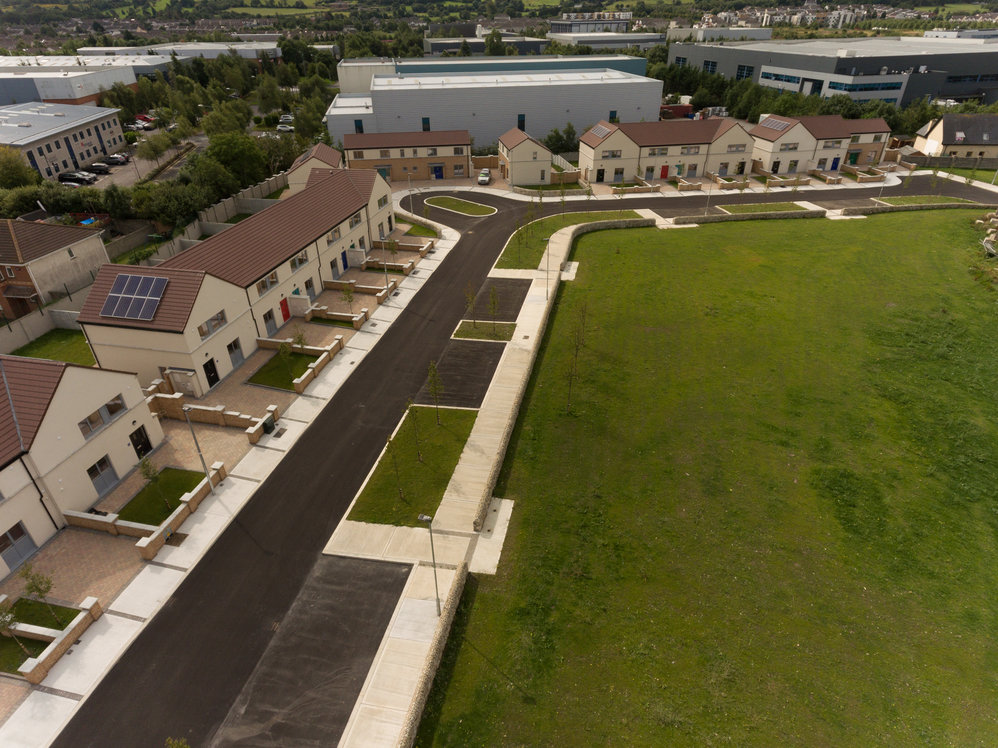 MacUilliam Heights, Fortunestown Lane, Tallaght - Residential Project of the Year - Large