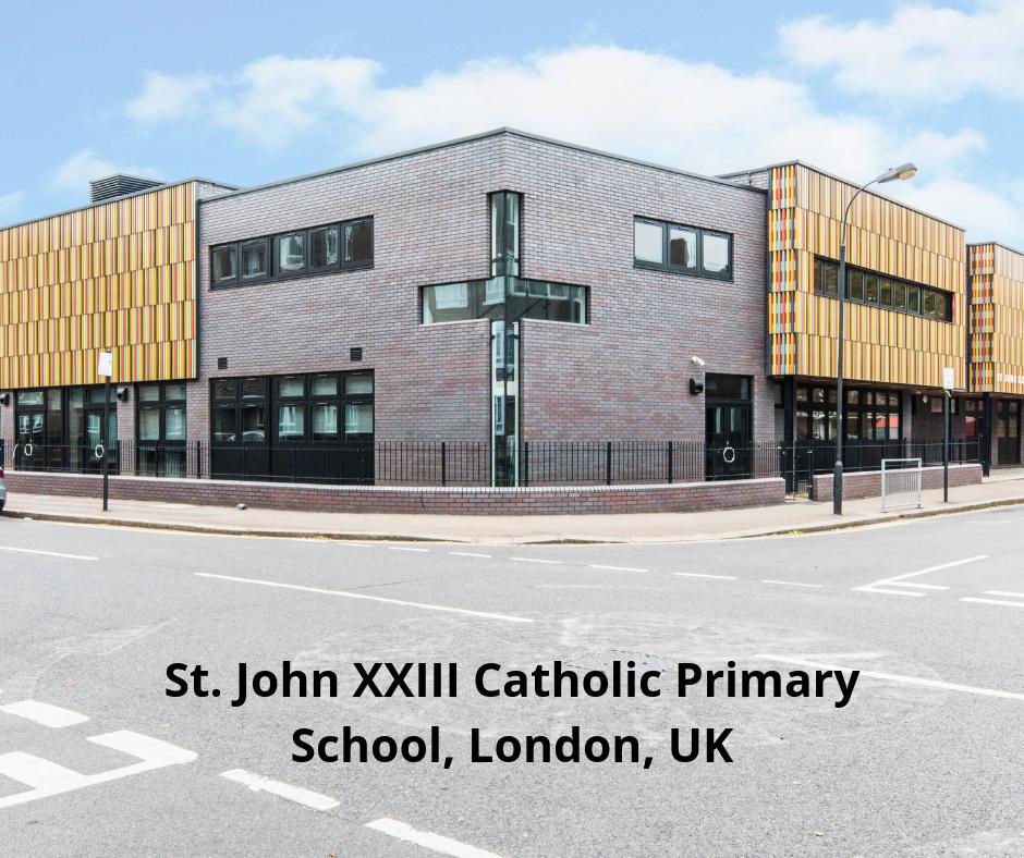 St John XXIII Catholic Primary School