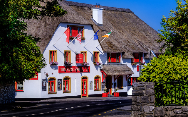 The Merriman Hotel, Kinvara, Galway