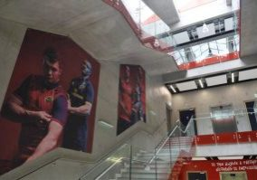 Munster Rugby High Performance Centre and UL Multi-purpose Diving Pool, Limerick