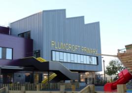 Plumcroft Primary School built by Glenman Corporation UK