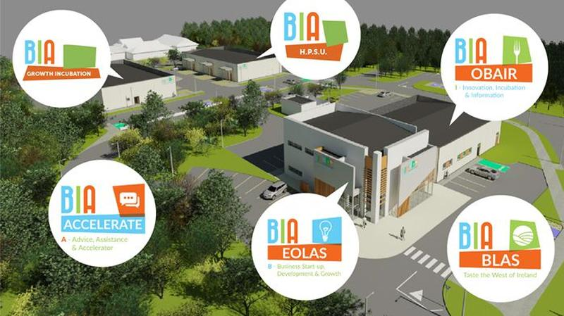 BIA Innovator Campus at Teagasc, Athenry, Galway