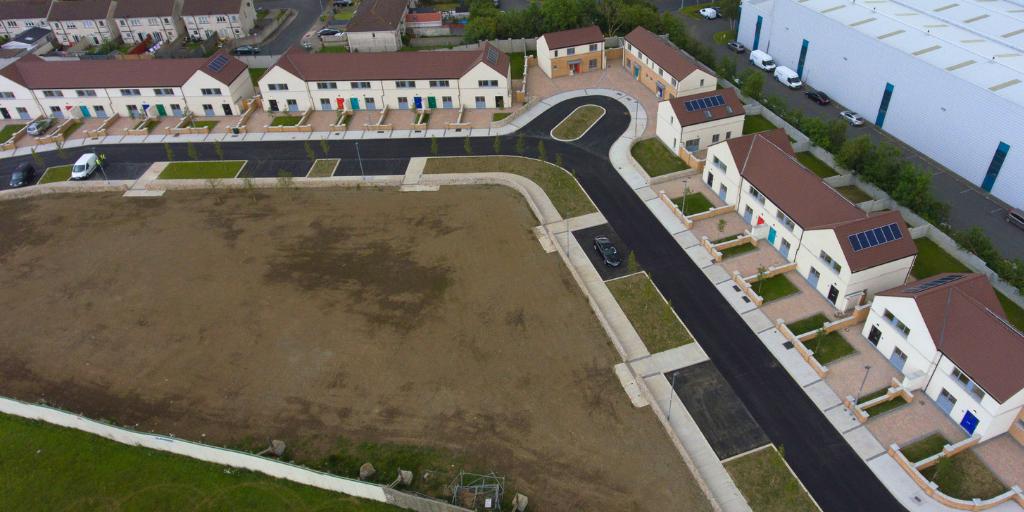 New build homes Fortunestown Tallaght, Dublin