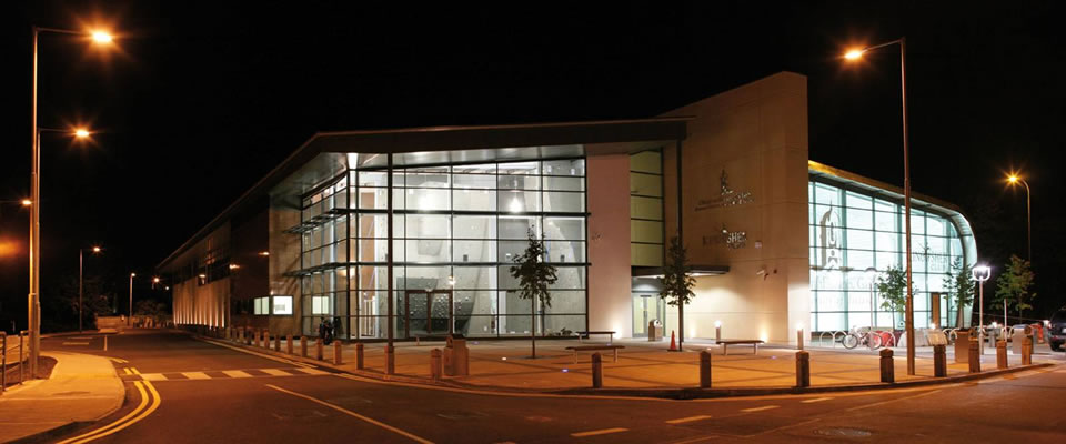 NUIG sports centre
