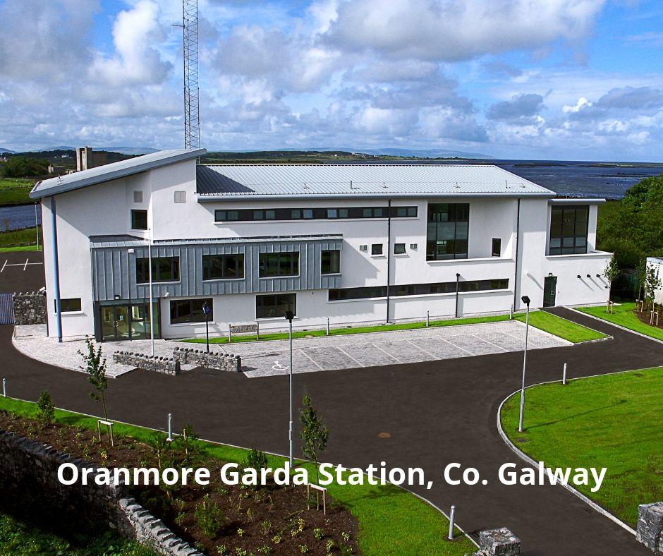 oranmore garda station