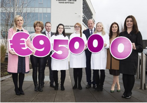 Race in Pink raised €95000 in 2018 for breast cancer research